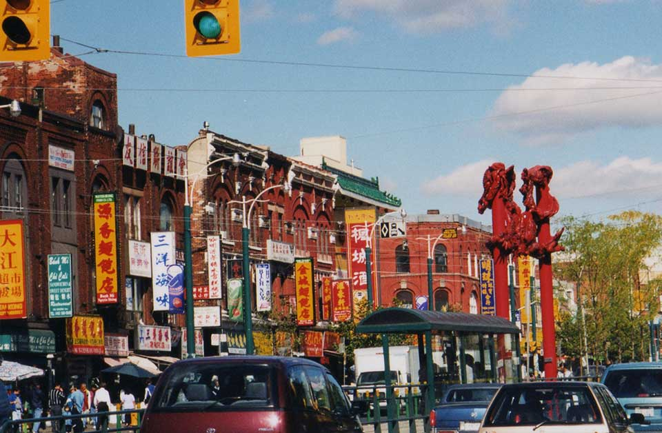 China town of Toronto, Unique things to do in Toronto