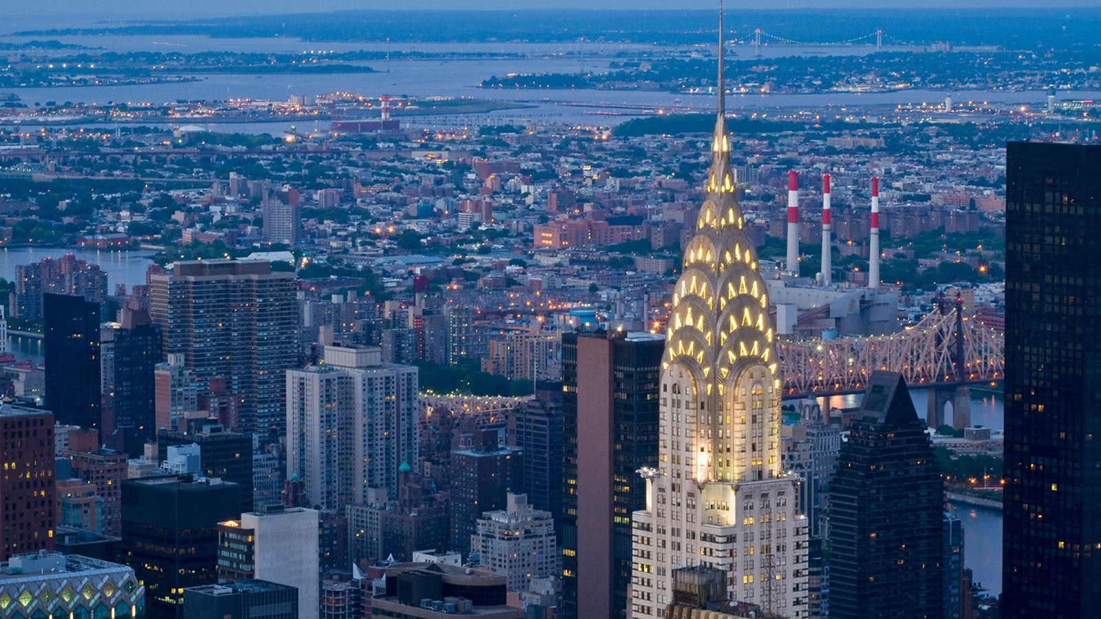 Chrysler Building, Unique things to do in New York