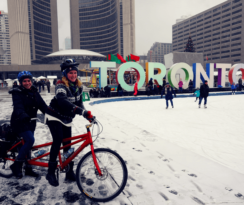 bicycle tour, Unique things to do in Toronto