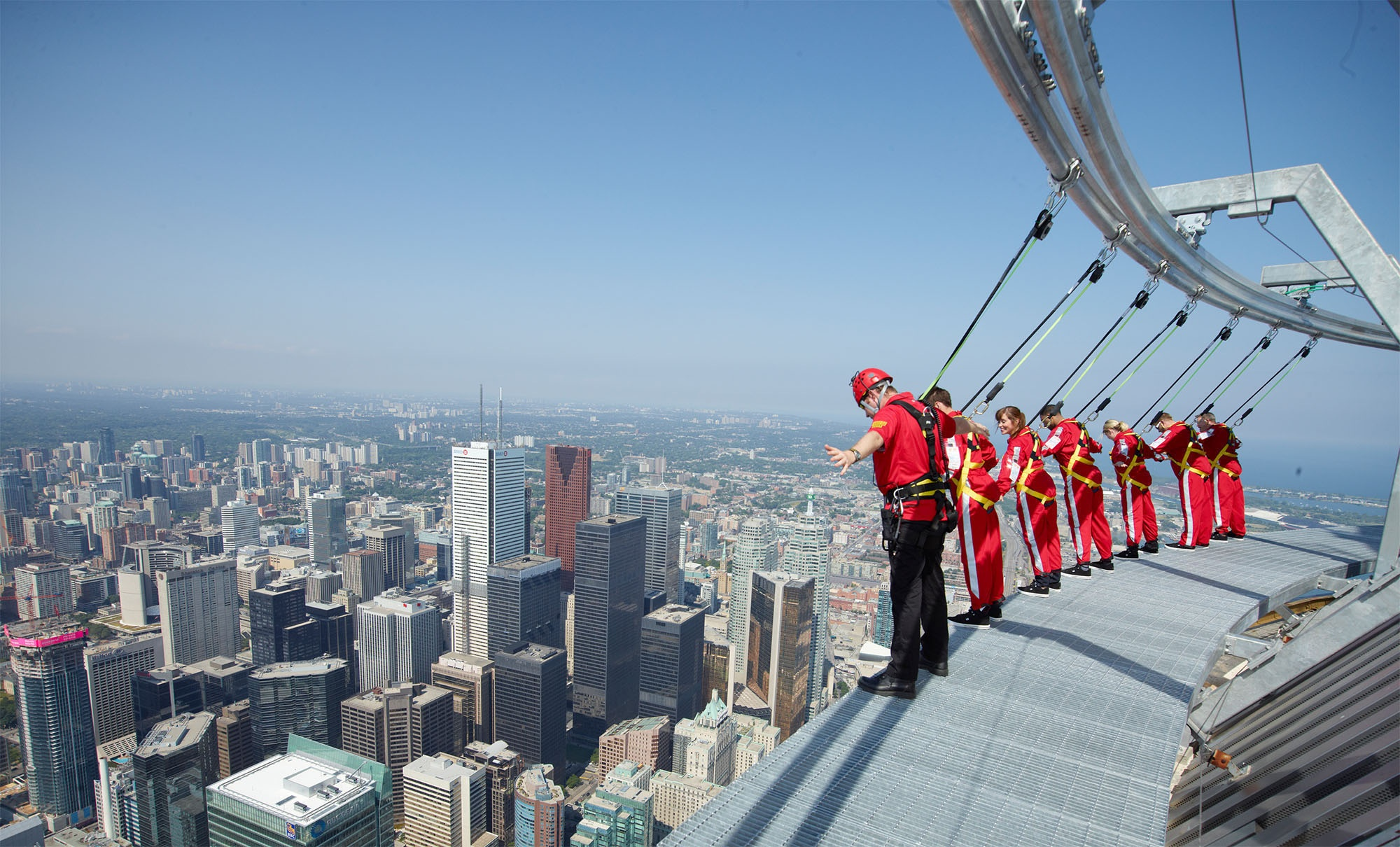 CN Tower, Unique things to do in Toronto