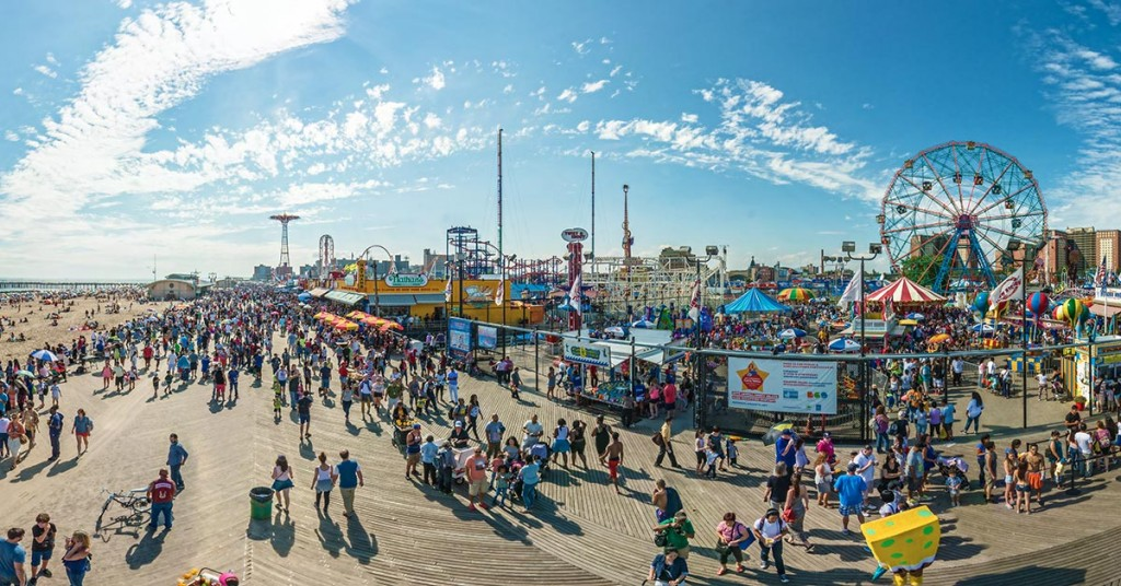 coney island, Unique things to do in New York