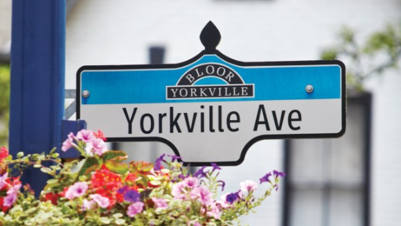 yorkville, Unique things to do in Toronto