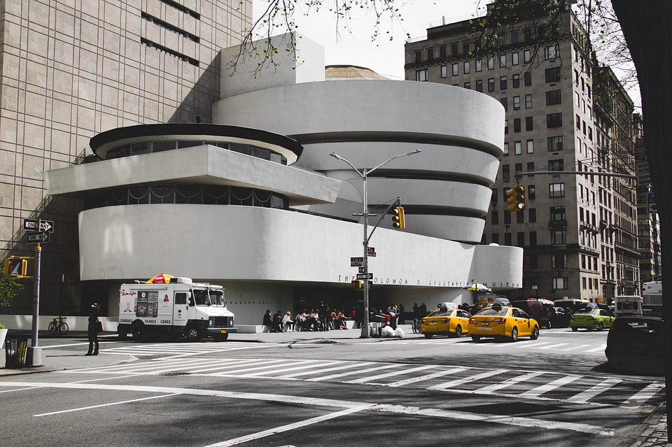 guggenheim-museum- Unique Things to do in New York