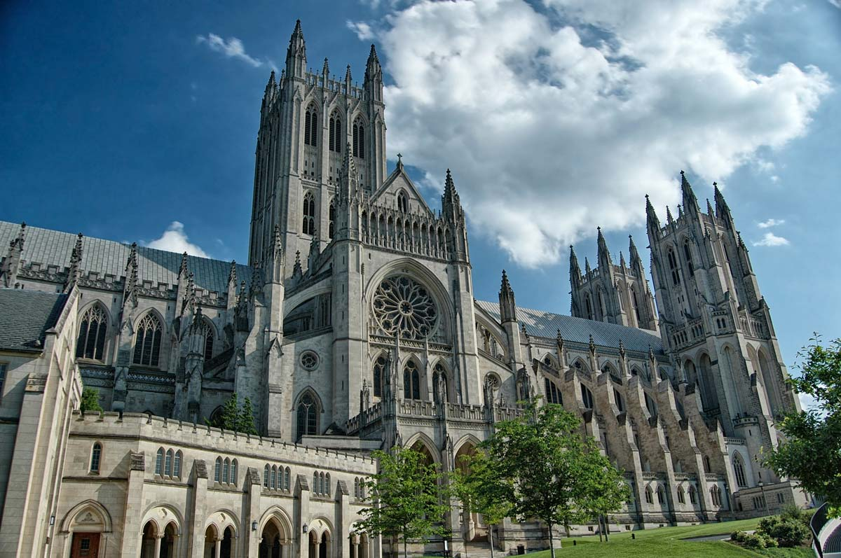 national cathedral, Unique things to do in Washington,DC