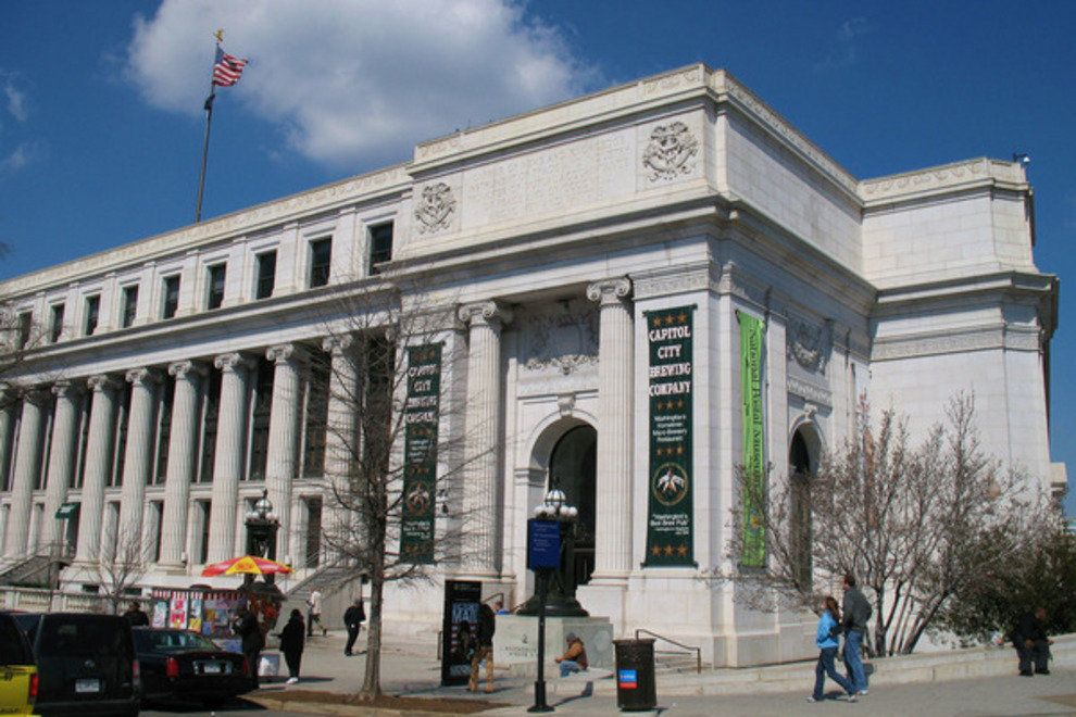 national-postal-museum_ Unique things to do in Washington DC