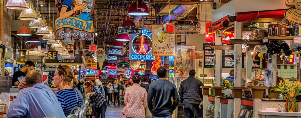 reading terminal market, Unique things to do in Philadelphia