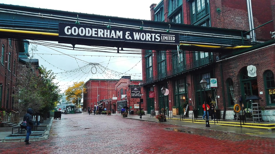 gooderham & worts, Things to do in Toronto