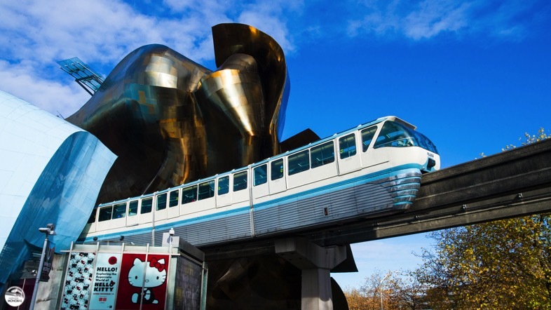 seattle monorail, Unique things to do in Seattle