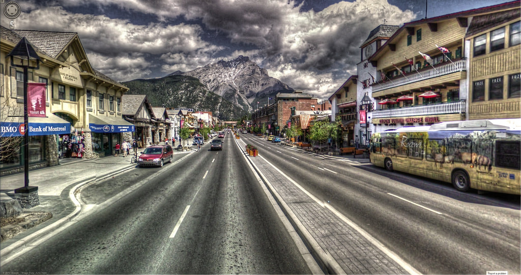 banff main road, Things to do in Banff