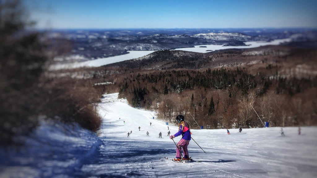 ski, Things to do in Mont Tremblant