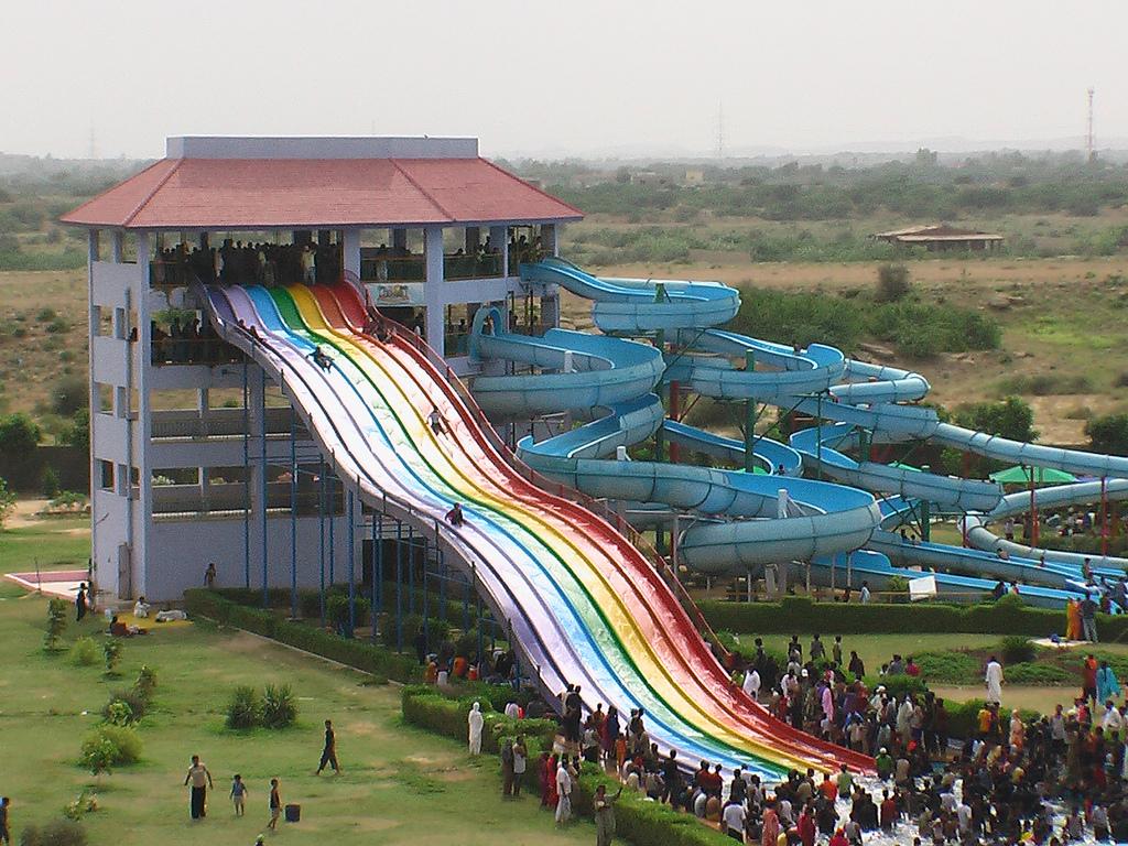 Aladdin Park, Things to do in Karachi