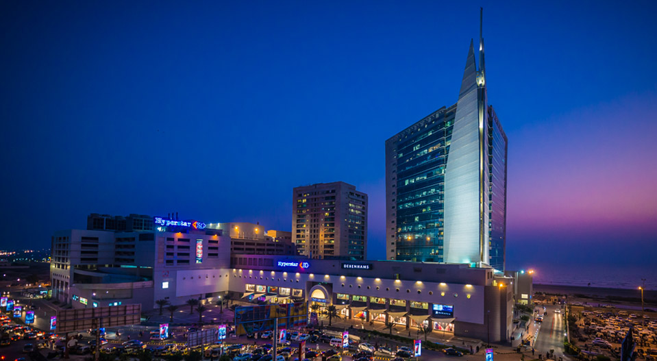 Dolmen mall clifton, Things to do in Karachi
