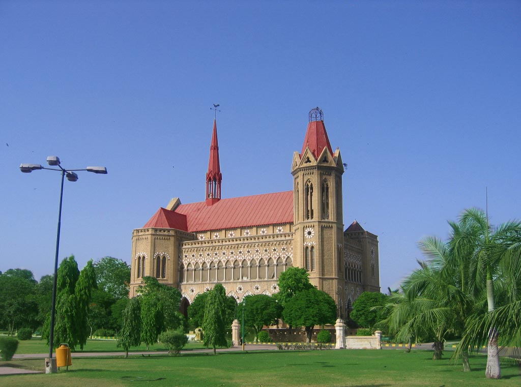 Frere Hall, Things to do in Karachi