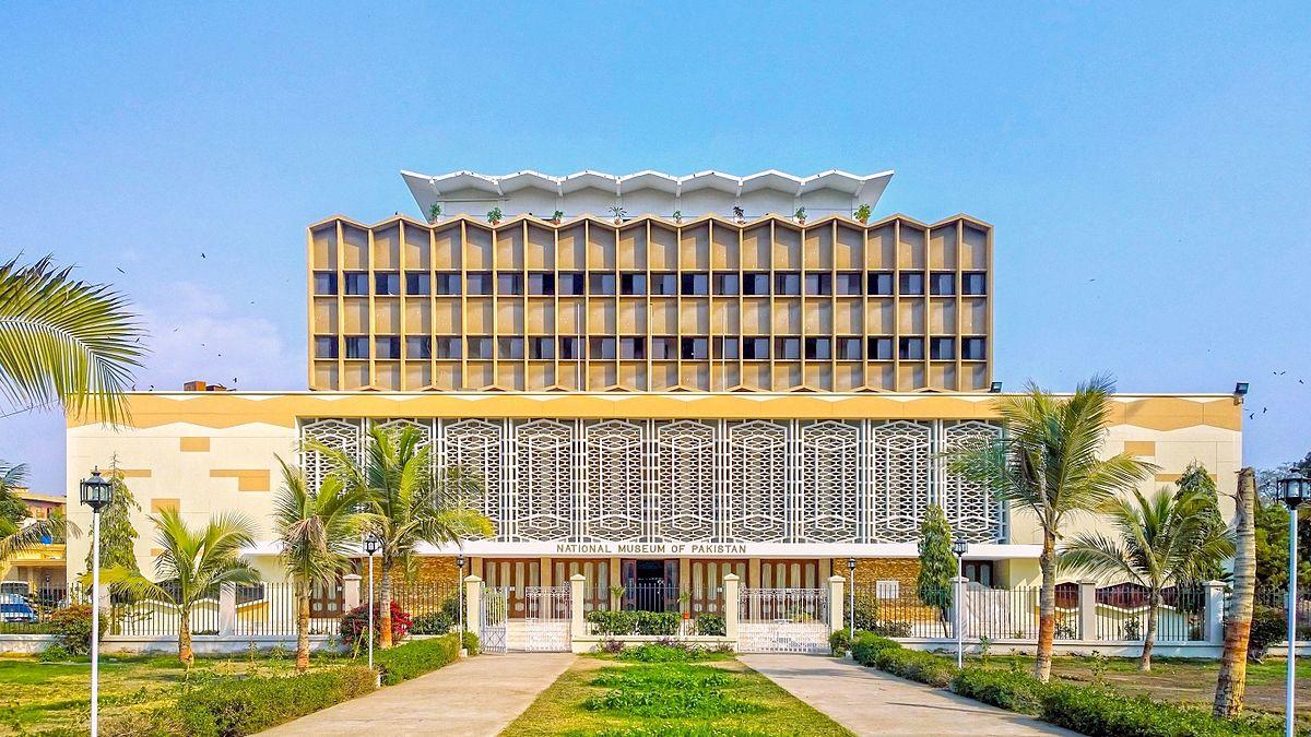 National_Museum_of_Pakistan,Things to do in Karachi