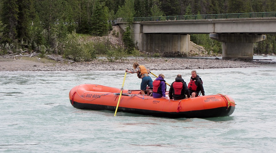 rafting, Things to do in Banff