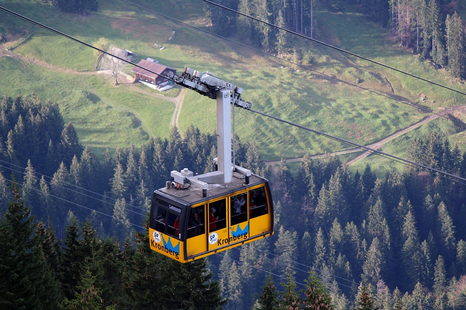 gondola ride, Things to do in Banff