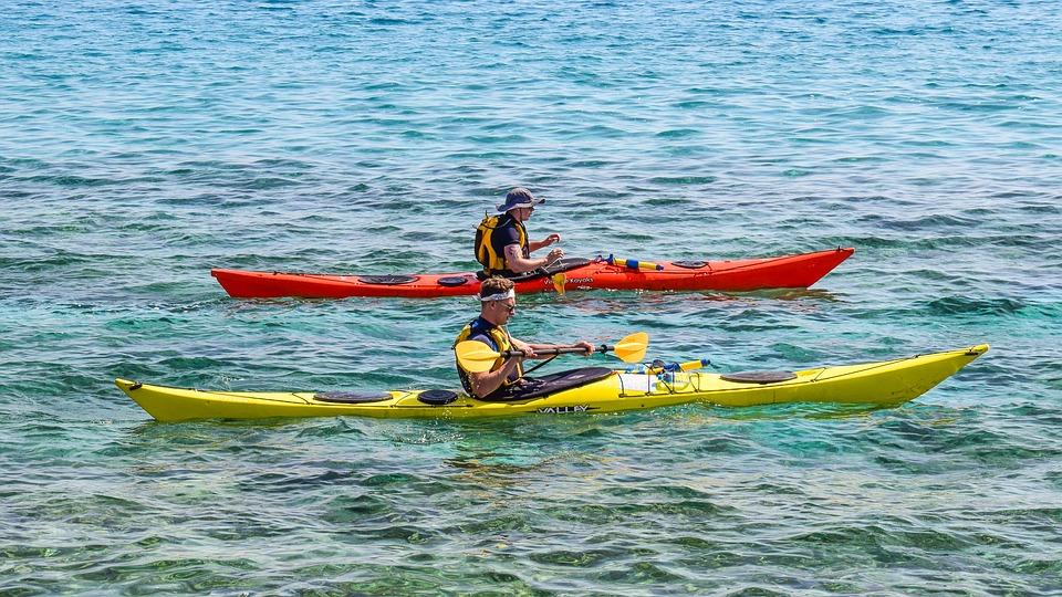 kayaking, Things to do in Banff