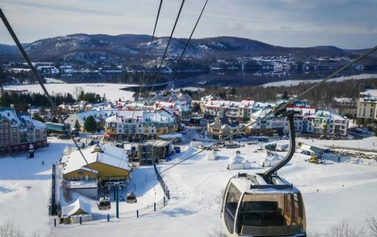 chairlift, Things to do in Mont Tremblant