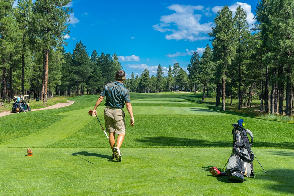 Golf, Things to do in Mont Tremblant