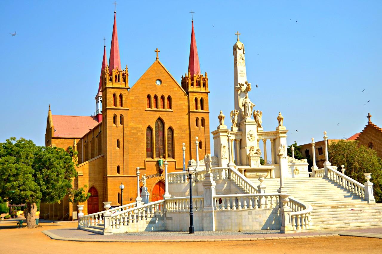 St Patricks Church, Things to do in Karachi