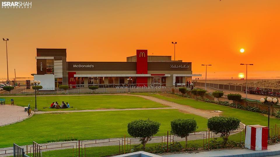 seaview McDonald's, Things to do in Karachi