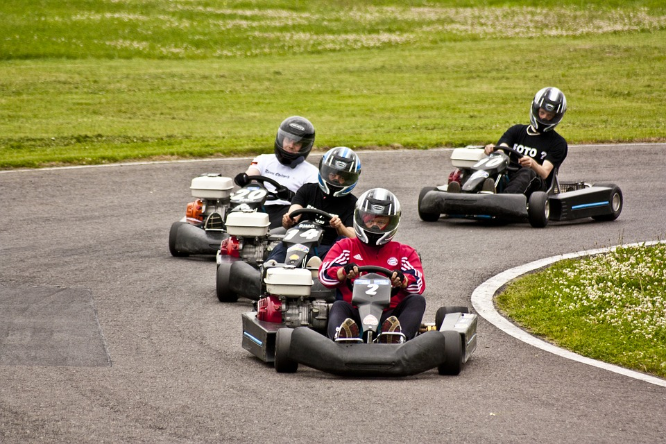 karting, Things to do in Mont Tremblant