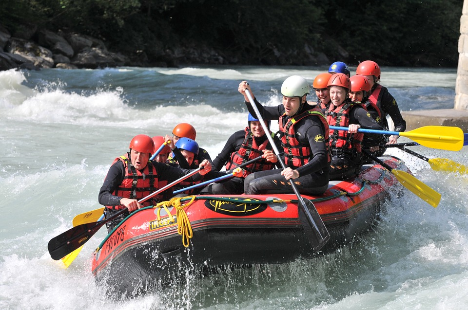 Rafting, Things to do in Mont Tremblant