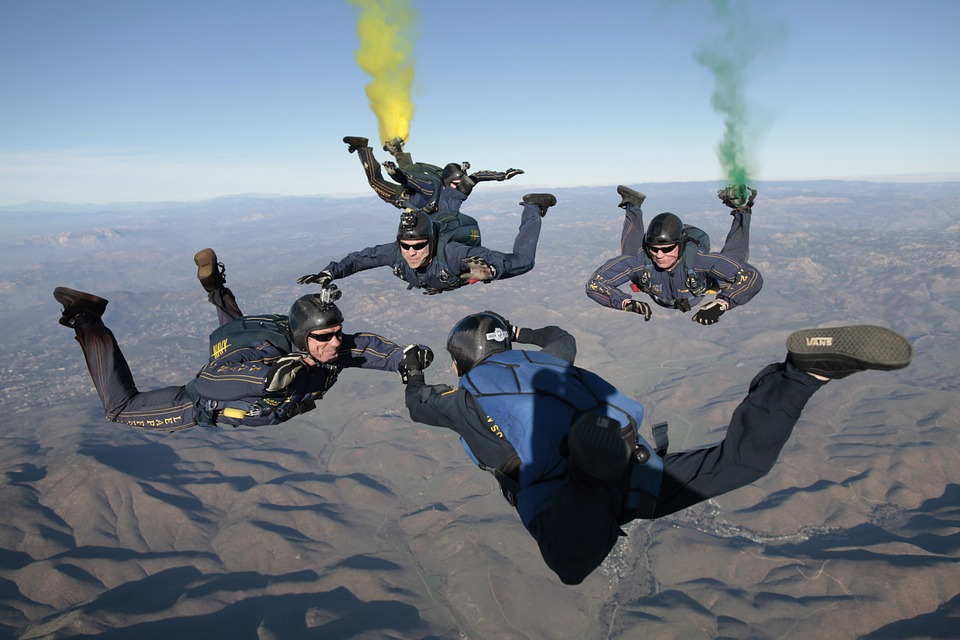 skydiving, Things to do in Banff