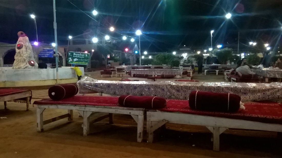 dinner at highway, Things to do in Karachi