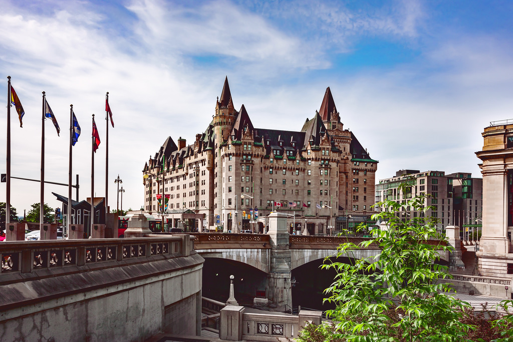 Château Laurier, Things to do in Ottawa