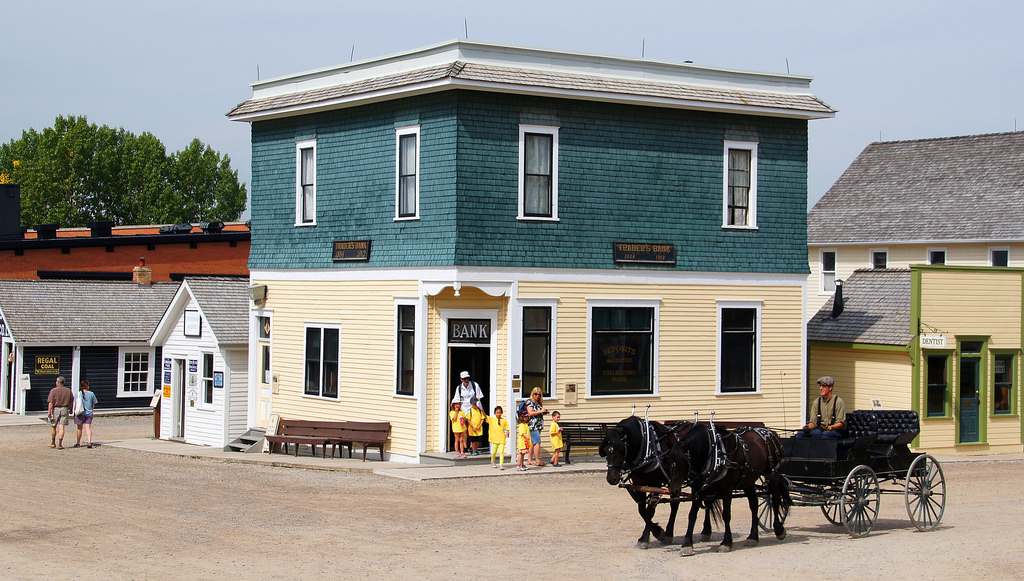heritage park historical village, Things to do in Calgary, Canada