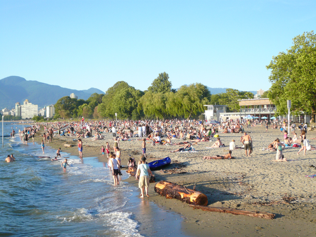 Kitsilano Beach, Things to do in Vancouver