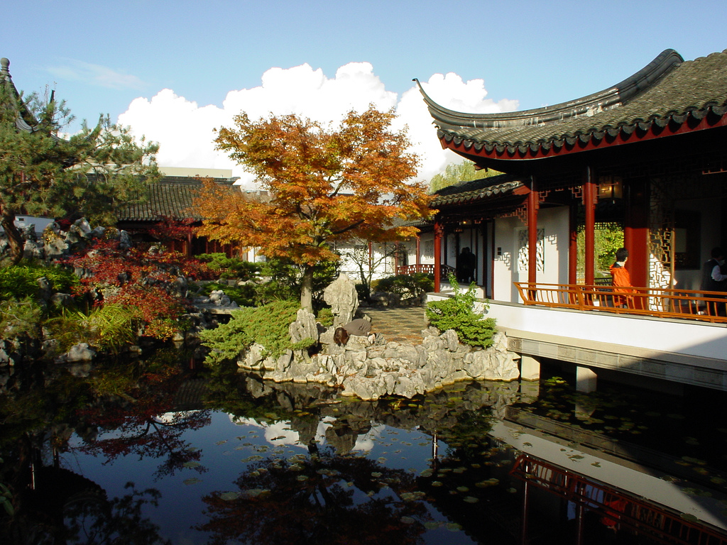 Dr. Sun Yat-Sen Classical Chinese Garden, Things to do in Vancouver
