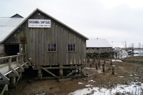 Britannia Shipyards National Historic Museum, Things to do in Richmond, Canada