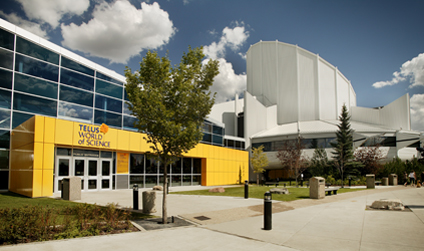 TELUS World of Science, Things to do in Edmonton, Canada