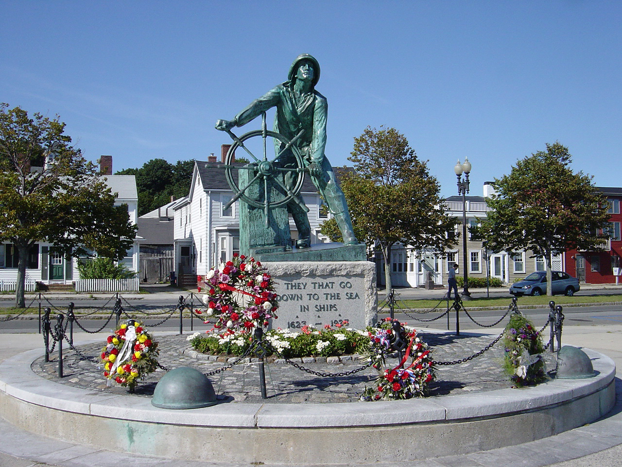 Steveston Fisherman's Memorial, Things to do in Richmond, Canada