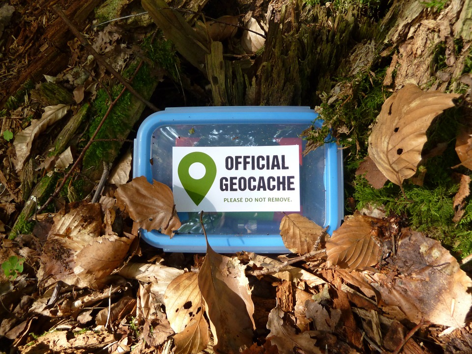 geocaching, Things to do in Richmond, Canada