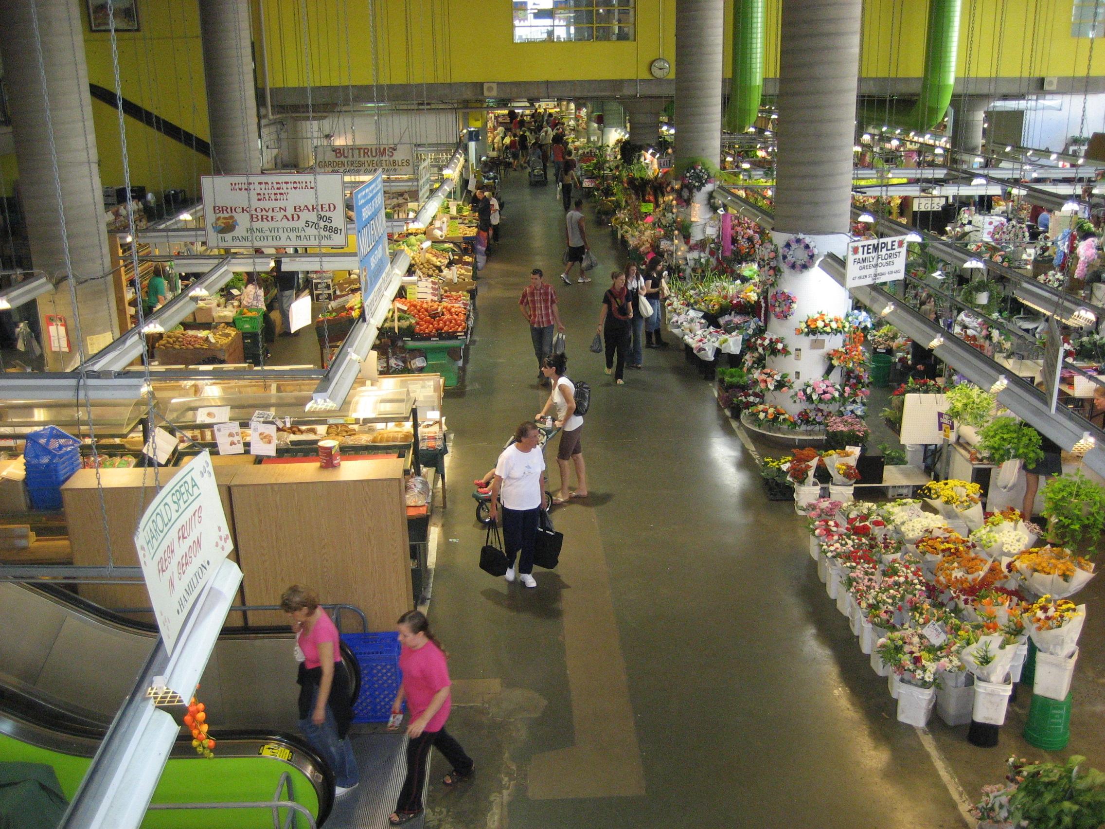 Hamilton_Farmers_Market, Things to do in Hamilton, Canada