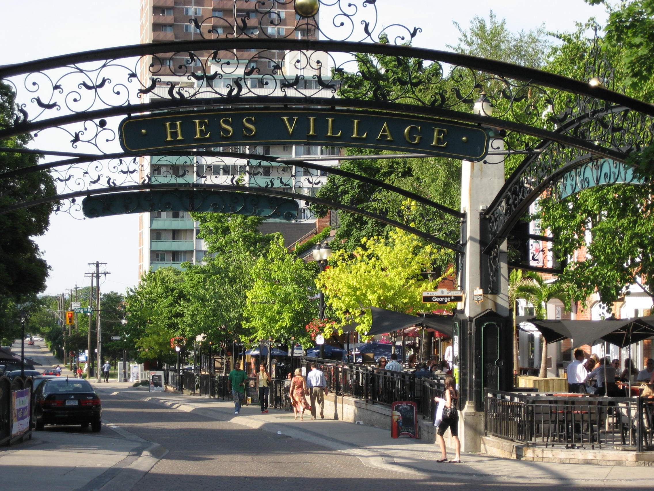 HessVillageHamilton, Things to do in Hamilton, Canada
