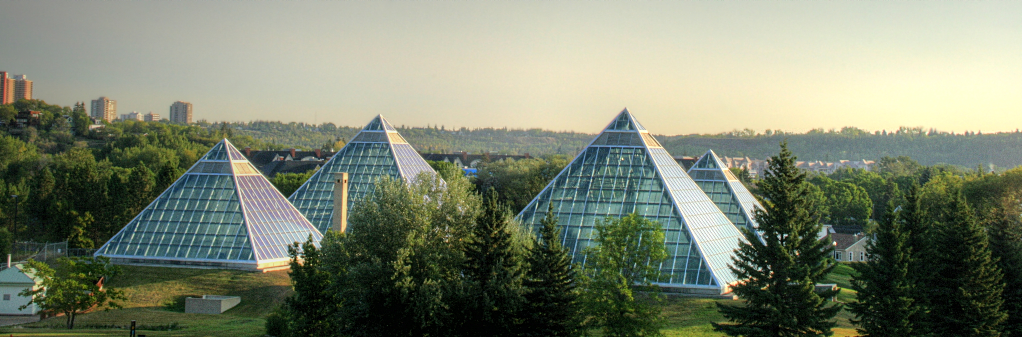 Muttart Conservatory, Things to do in Edmonton, Canada