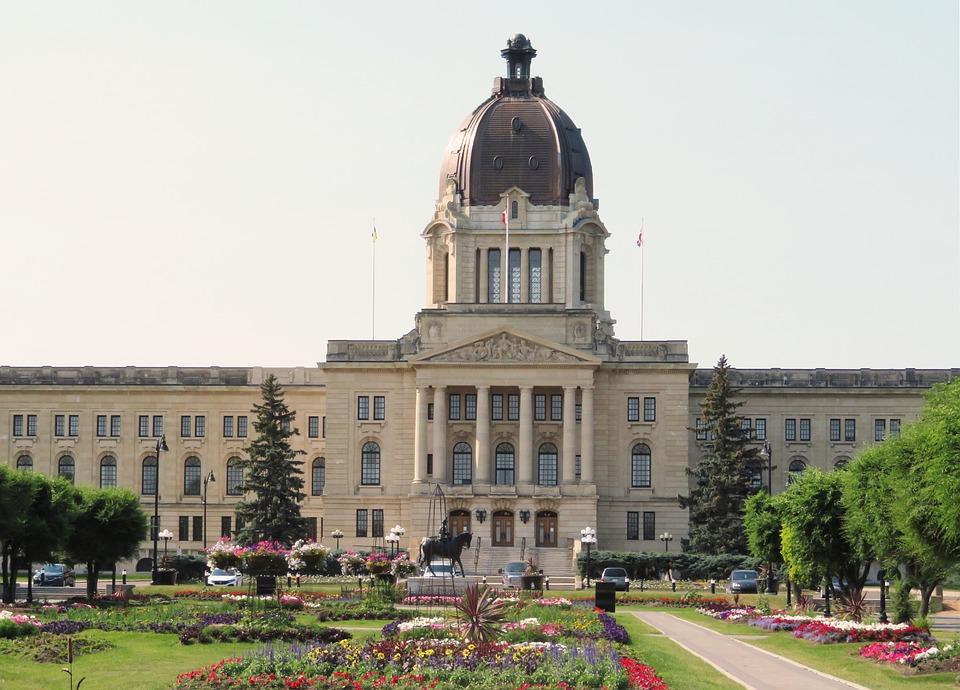 Legislature Saskatchewan, Things to do in Edmonton, Canada