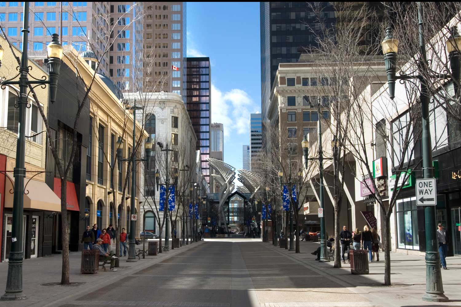 stephen avenue , Things to do in Calgary, Canada
