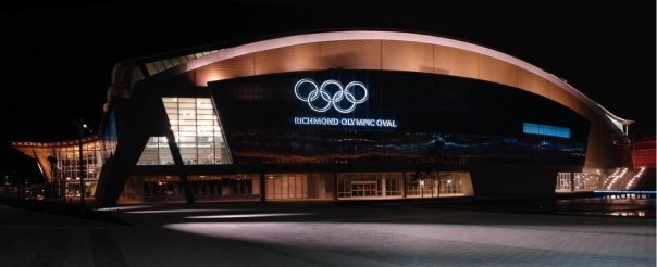 Richmond Olympic Oval, Things to do in Richmond, Canada