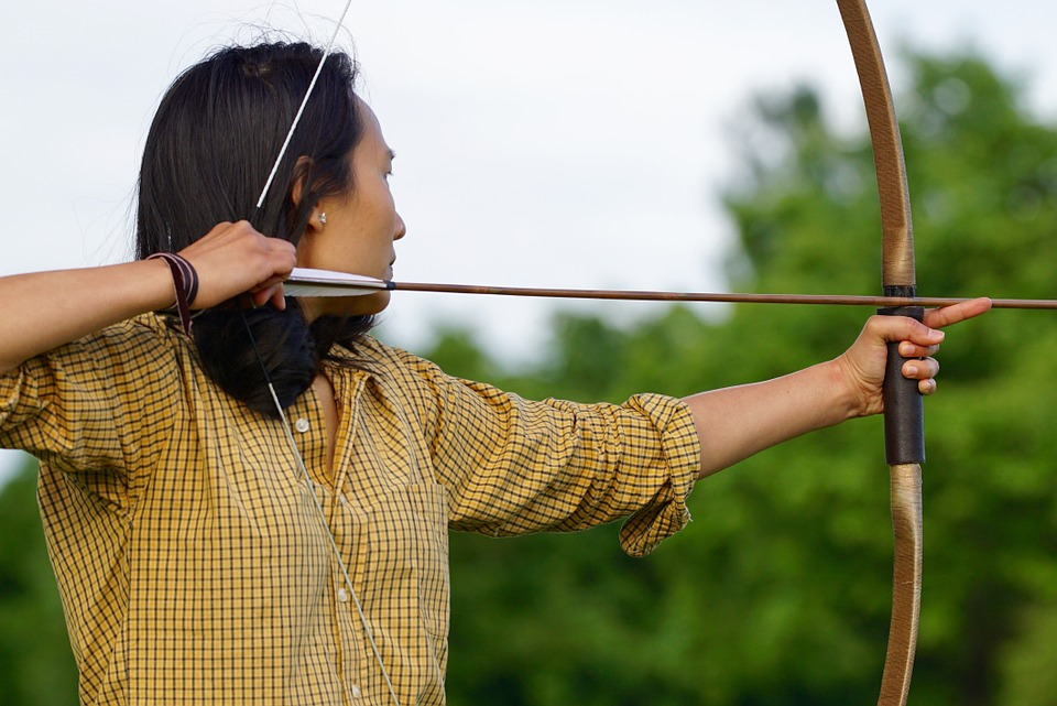 archery tag, Things to do in Richmond, Canada