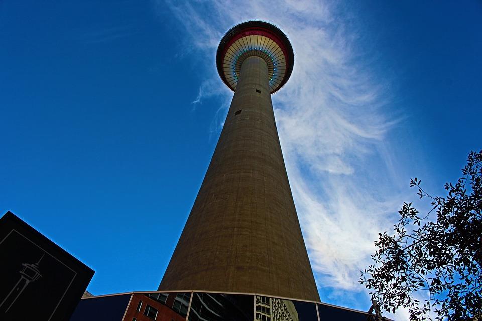calgary tower, Things to do in Calgary, Canada