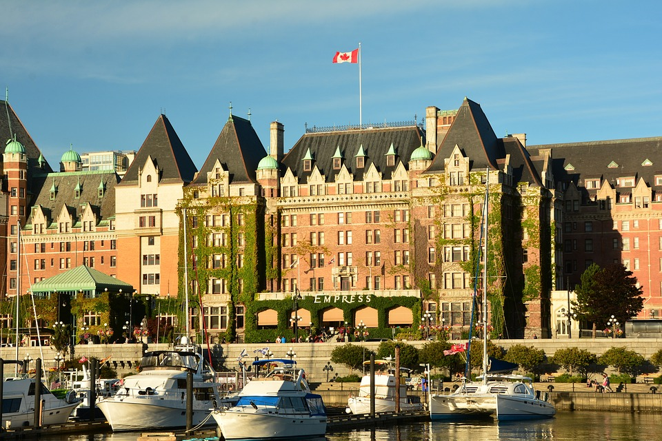 fairmont empress hotel, Things to do in Victoria, Canada