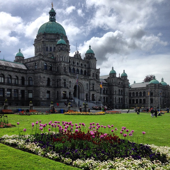 parliment building, BC, Things to do in Victoria, Canada