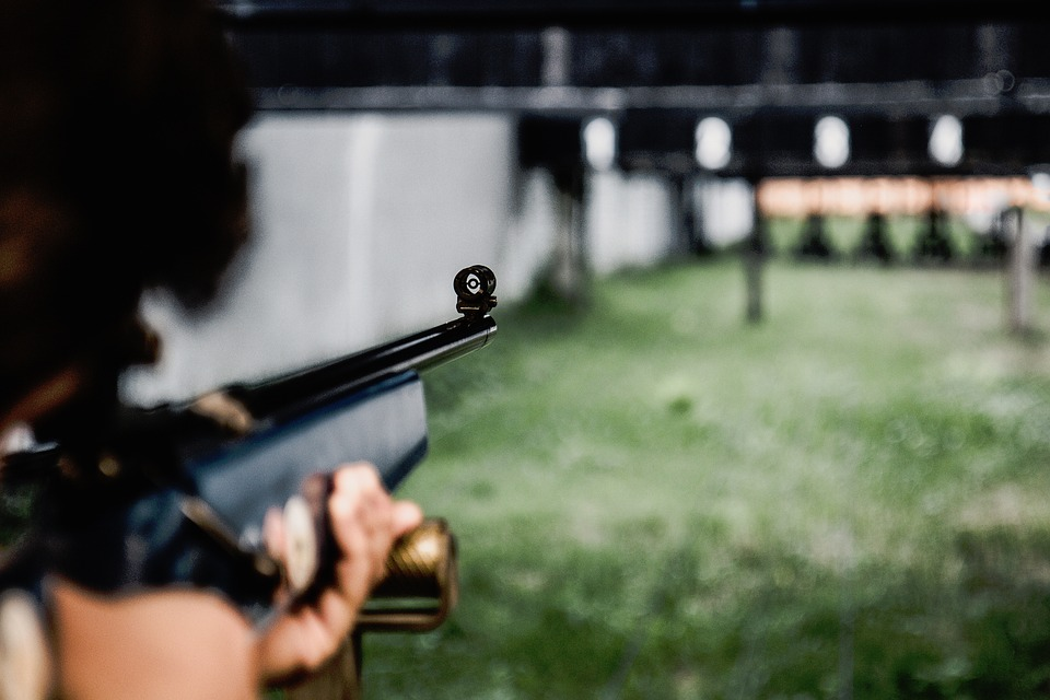 shooting range, Things to do in Vancouver
