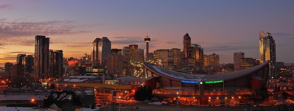 skyline-calgary, Things to do in Calgary, Canada