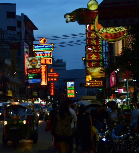 China town Bangkok - things to do in Bangkok